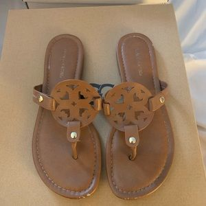 Tori Burch dupe sandals